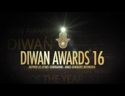 Diwan Awards: Fatima is vrouw van het jaar.