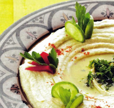 hummus-recept