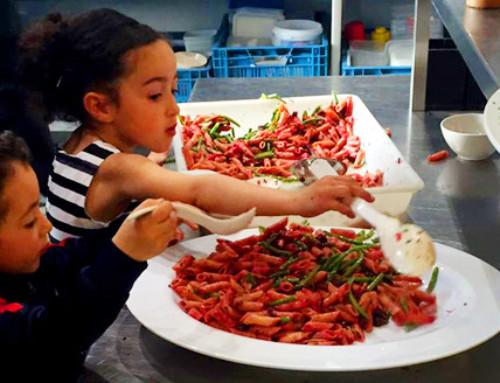 Refterrevolutie: voor betere schoolmaaltijden.